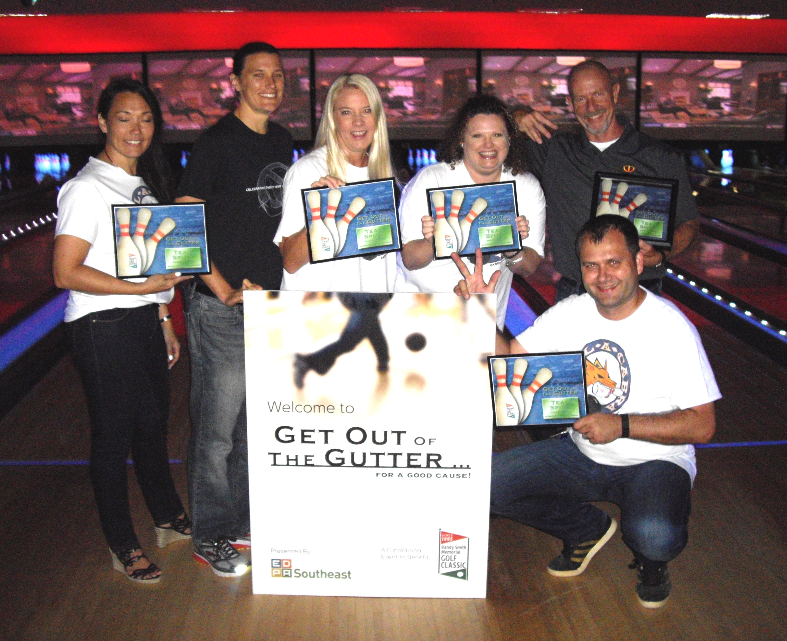 2015 Get Out of Gutter Gallery – Randy Smith Memorial Golf